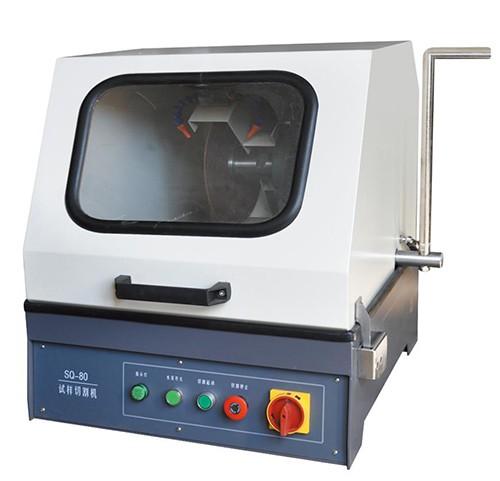 湖州SQ-80型金相切割机
