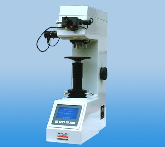 金华HVS-50型数显维氏硬度计