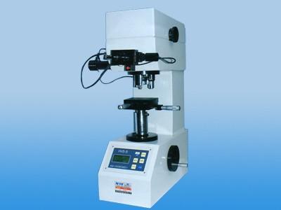 金华HVS-5型数显小负荷维氏硬度计