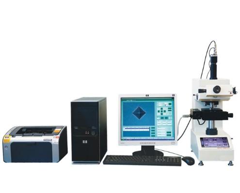 HVG-1000ATXY型自动步进工作台图像处理显微硬度计