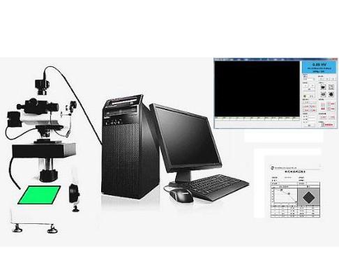 湖州HVS-1000ATXY型半自动显微硬度图像分析系统