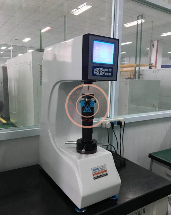 数显洛氏硬度计稳定性能获得客户称赞(国家火炬计划重点高新技术企业)