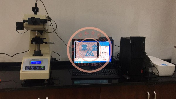 知名文教用品企业选购我司HKS-1000ACCT型数显克努普硬度仪