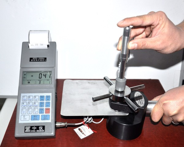 金属薄板硬度计-数显手持硬度计